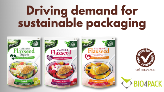 Driving demand for sustainable packaging CRE
