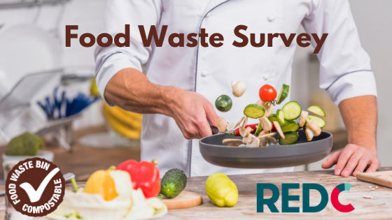 REDC food waste survey CRE